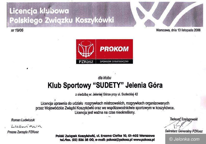 Jelenia Góra: Uwaga Darczyńcy-Sponsorzy na rzecz klubów sportowych