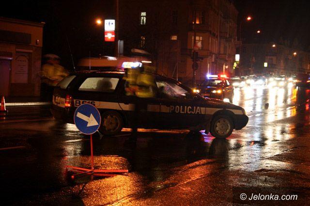 Region Jeleniogórski: Niebezpiecznie na drogach w dzień i w nocy