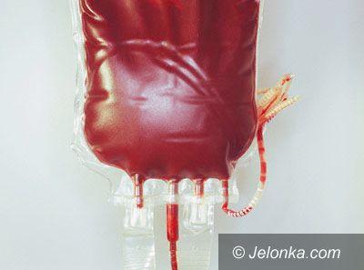 Kotlina Jeleniogórska: Po tragedii na drodze pilnie potrzebna krew
