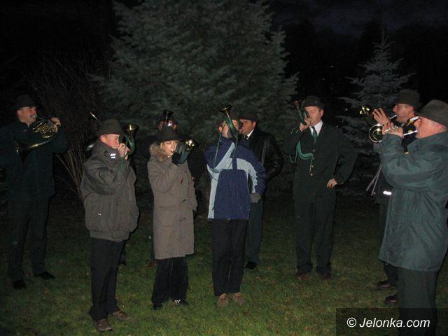 Region Jeleniogórski: Jeleniogórscy myśliwi świętowali hubertusa