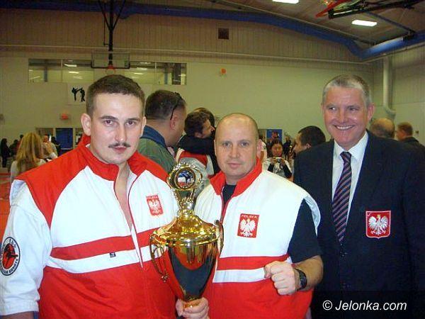 Dunbery: Marcin Nowosielski zdobywcą Pucharu Świata