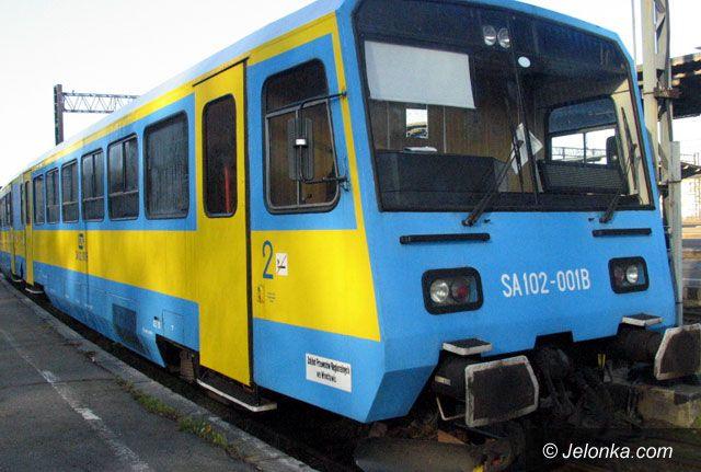 Region Jeleniogórski: Nowe pociągi na lokalnych liniach