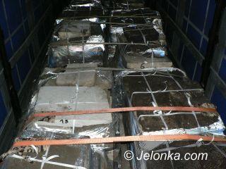JELENIA GÓRA: 24 tony zabytku na przemyt