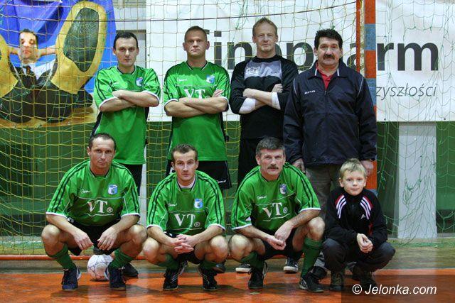 Jelenia Góra: II kolejka I ligi MOS w futsalu