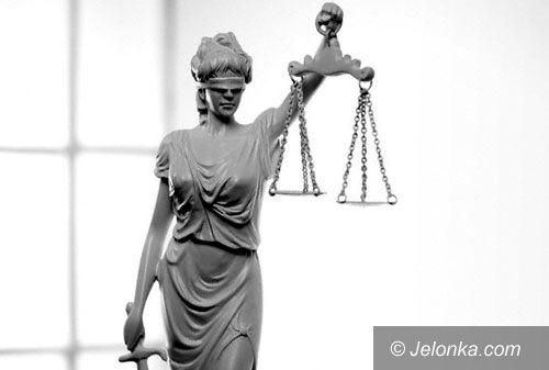Region Jeleniogórski: Zabił dziecko, posiedzi trzy lata