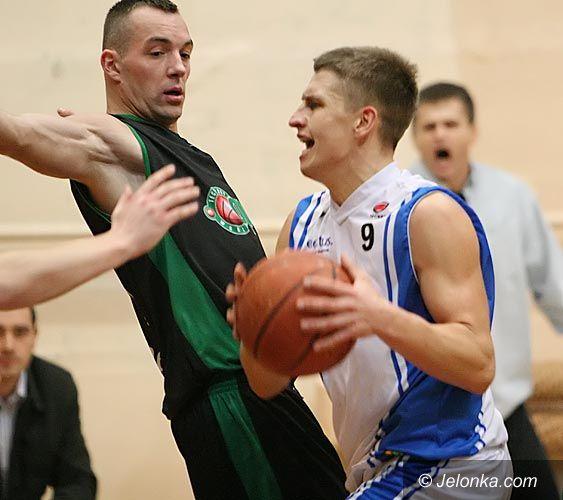 Jelenia Góra: Skuteczniejsze Sudety wygrywają z Open Basketem