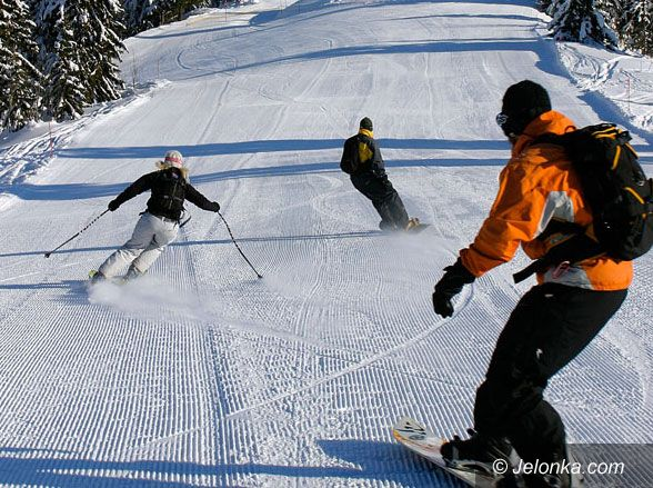 Region Jeleniogórski: Skibusy zawiozą narciarzy na stoki