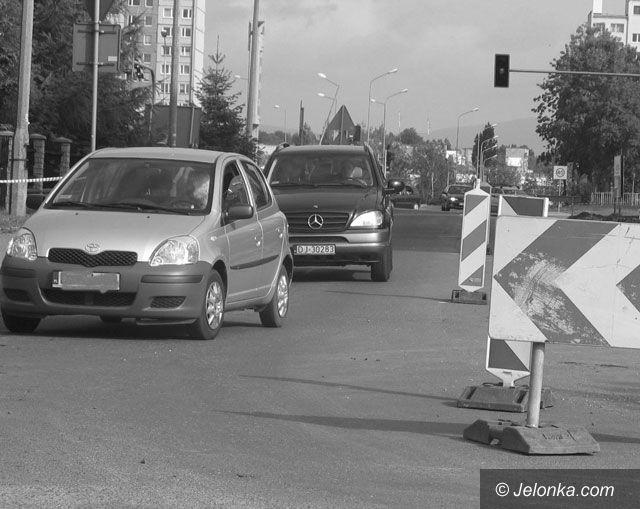 JELENIA GÓRA: Remonty dróg do korekty
