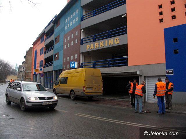 JELENIA GÓRA: Rusza parking Stare Miasto
