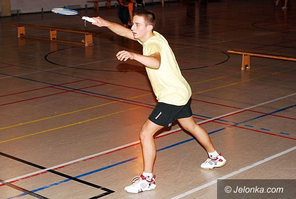 Bogatynia: Zawody Grand Prix dla badmintonistów Chojnika