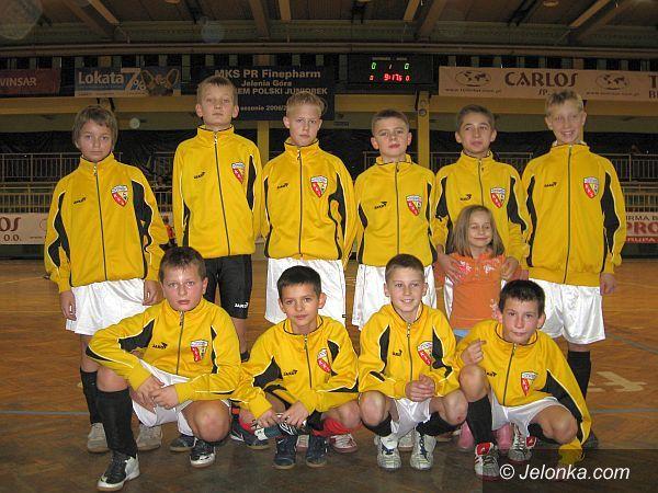 Jelenia Góra: Turniejowe zwycięstwo młodzików KKS Jelenia Góra