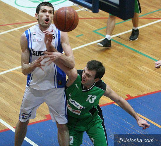 Jelenia Góra: Łatwe zwycięstwo koszykarzy Sudetów