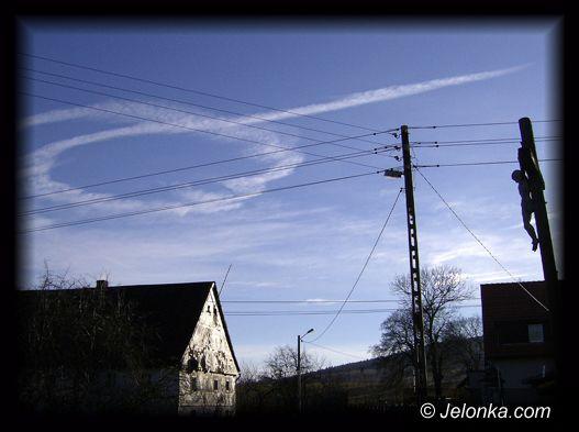 Region Jeleniogórski: Fotografia na płocie sołtysa