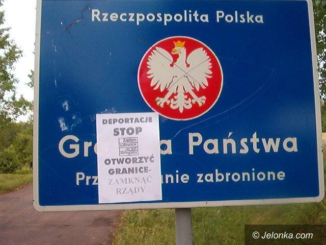 Region Jeleniogórski/ POLSKA: Bez szlabanów i z szampanem