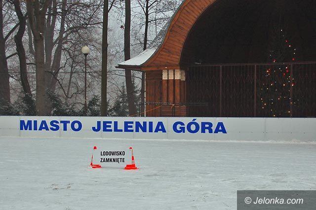 JELENIA GÓRA: Tęsknią za lodowiskiem