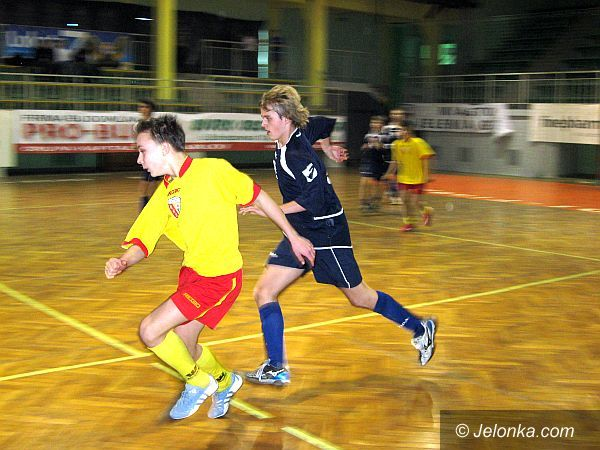 Jelenia Góra: SP Gol wygrywa w turnieju juniorów młodszych