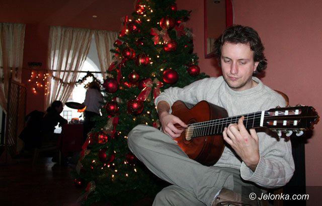 JELENIA GÓRA: Jak Łukasz Pietrzak zakochał się w gitarze