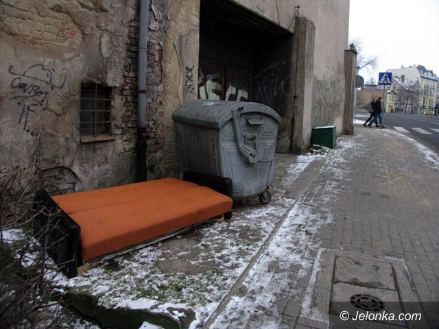 JELENIA GÓRA: Przeciwko dzikim wysypiskom śmieci