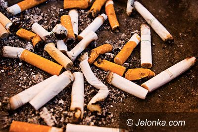 JELENIA GÓRA/ KRAJ: Fatalna wiadomość dla palaczy