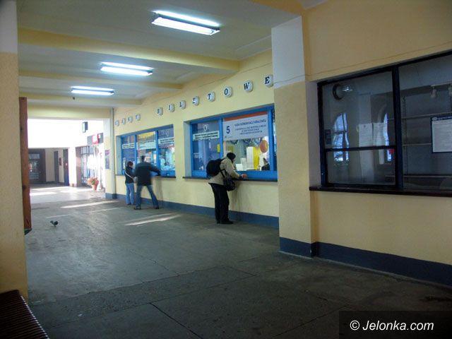 Jelenia Góra: Milion złotych na dworzec główny