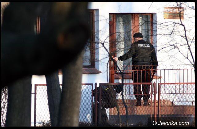 JELENIA GÓRA: Szukali bomby przy ul. Lipowej