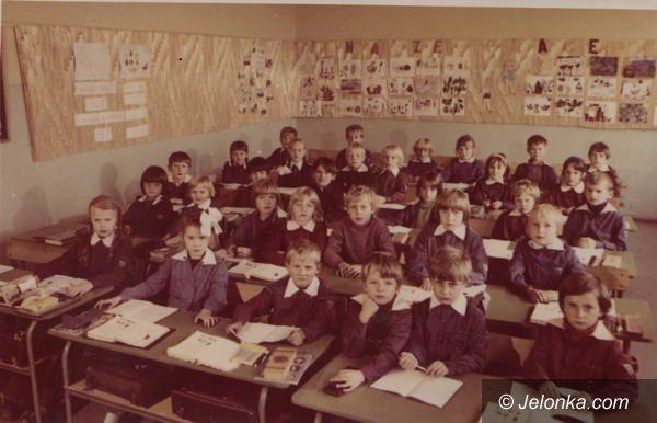 JELENIA GÓRA/ KRAJ: Nasza–klasa przy tablicy inspektora