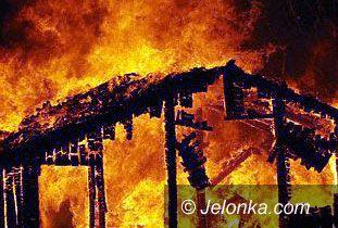 Dolny Śląsk: Podpalał stodoły i wzywał straż pożarną