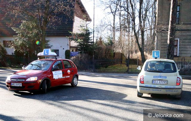 Region Jeleniogórski: Prawo jazdy u siebie