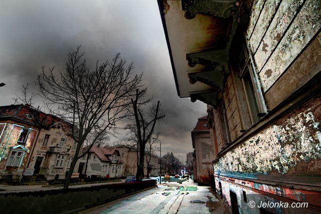 JELENIA GÓRA: Rozrabiali w alei Wojska Polskiego