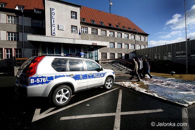 Region Jeleniogórski: Pies zniszczył radiowóz