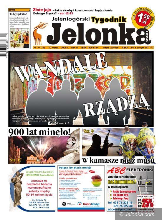 REGION: Tygodnik Jelonka od poniedziałku w kioskach