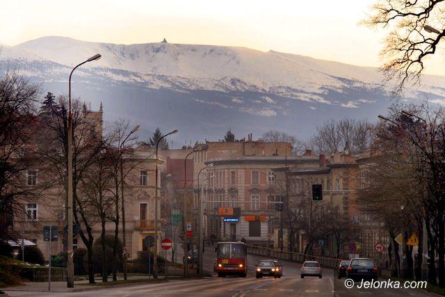 Region Jeleniogórski: Góry na przedwiośniu nie żartują