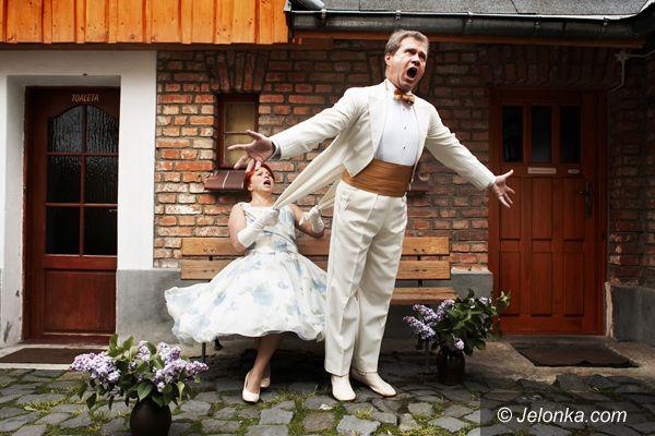 MICHAŁOWICE: Teatr Nasz z satyrą