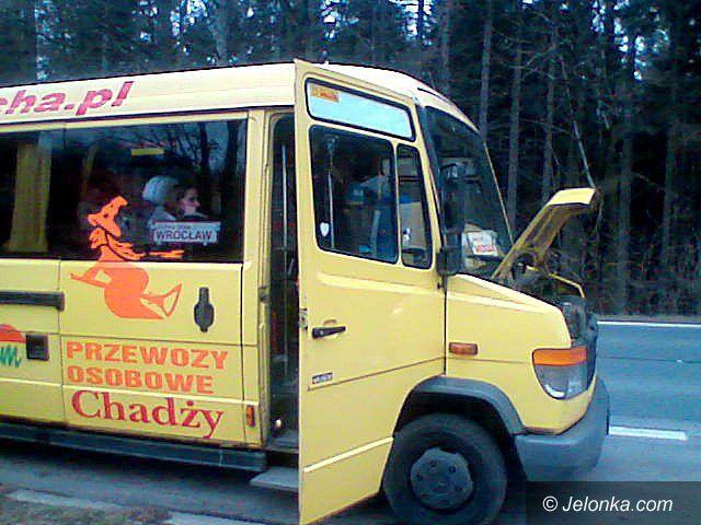Region Jeleniogórski: Spokojnie, to tylko awaria