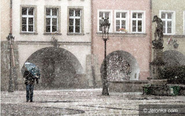 Region Jeleniogórski: Zimowa wiosna – utrudnienia i wypadki