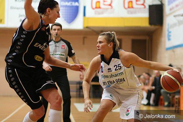 Łódź: Klęska naszych koszykarek w ekstraklasie żeńskiego basketu