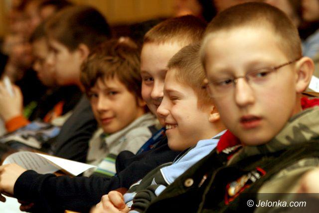 JELENIA GÓRA: W młodzieżowym rytmie patriotyzmu