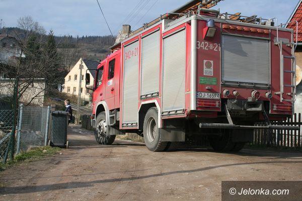 Region Jeleniogórski: Ściana runęła na człowieka
