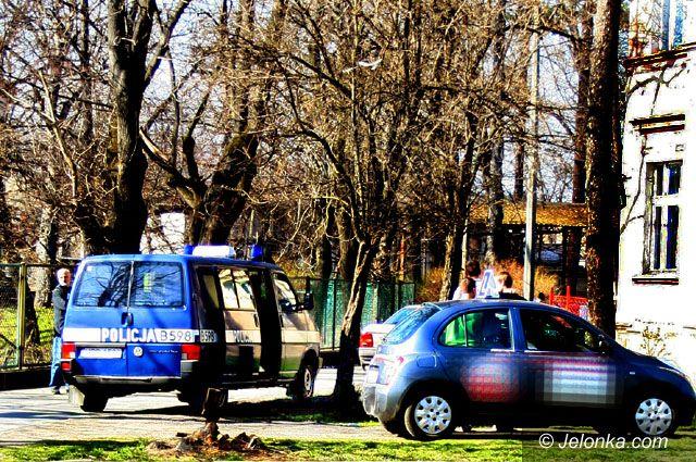 JELENIA GÓRA: Popołudnie w stłuczkach – kierowcy zdekoncentrowani wiosną