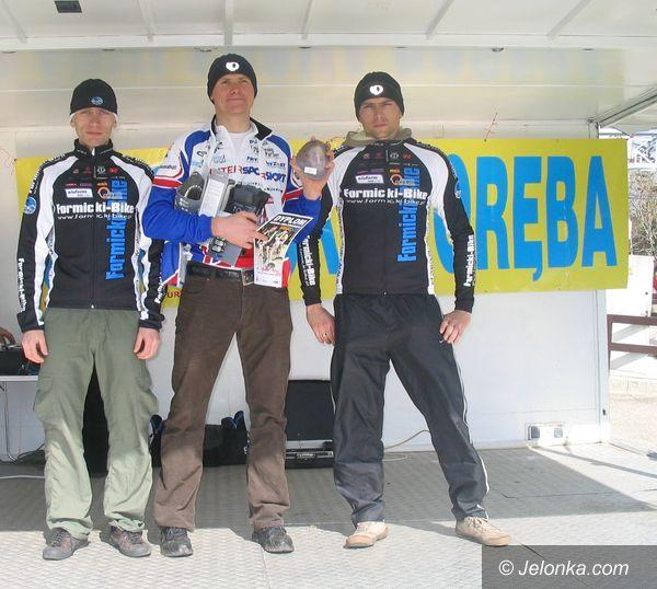 SZKLARSKA PORĘBA: Ruszył maraton rowerowy pod Szrenicą
