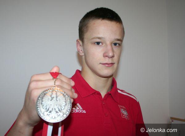 TEPLICE: Kolejne srebro Piotra Płońskiego