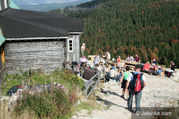 Region Jeleniogórski: Elektroniczne liczenie turystów na szlakach