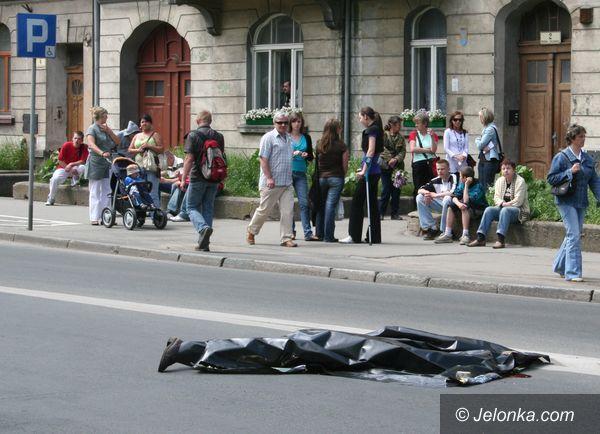 JELENIA GÓRA: Tragedia na Wojska Polskiego