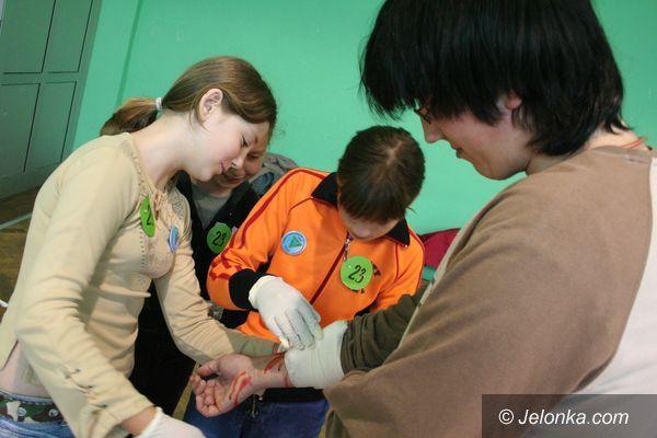 JELENIA GÓRA: Uczniowie ratowali kolegów przed utonięciem
