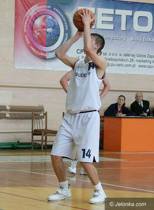 JELENIA GÓRA: Kadeci Sudetów nie awansowali do finałów mistrzostw Polski w koszykówce