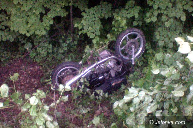 Region Jeleniogórski: Motocyklistom ku przestrodze!