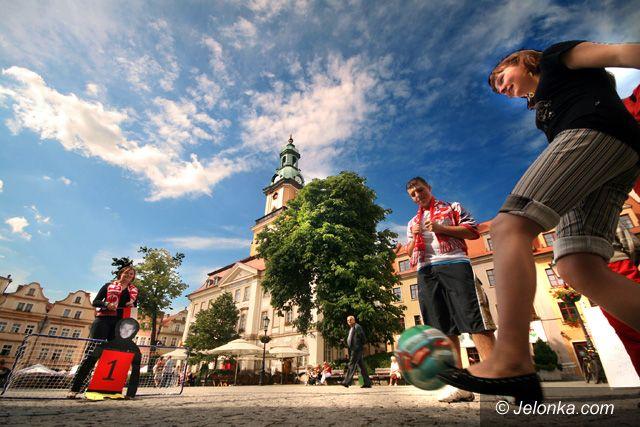 JELENIA GÓRA: Grad goli do niemieckiej bramki
