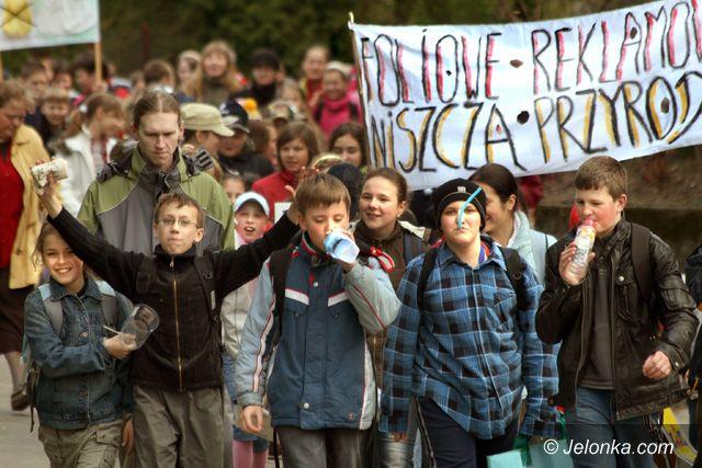 JELENIA GÓRA: Nie chcą płacić za ekologię