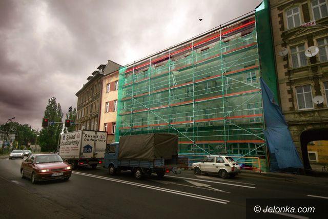 JELENIA GÓRA: Ruina po PKP do remontu
