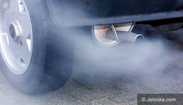 Region Jeleniogórski: Brudne płuca na lato